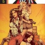 Preview of Charlie's Angels #1
