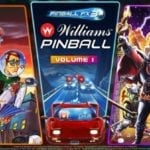 Williams Pinball Volume 1 coming to Pinball FX3 this October