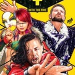 Comic Book Review – WWE: NXT Takeover – Into the Fire #1