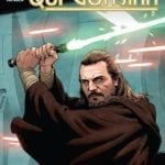 Preview of Star Wars: Age of Republic – Qui-Gon Jinn #1