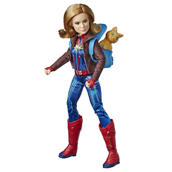 CAPTAIN-MARVEL-MOVIE-CAPTAIN-MARVEL-DOLL-AND-MARVEL'S-GOOSE-oop-600x600