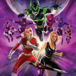 The Psycho Rangers strike back in Power Rangers: The Psycho Path graphic novel