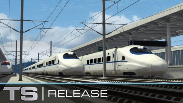 Hezhou Route arrives for Train Simulator