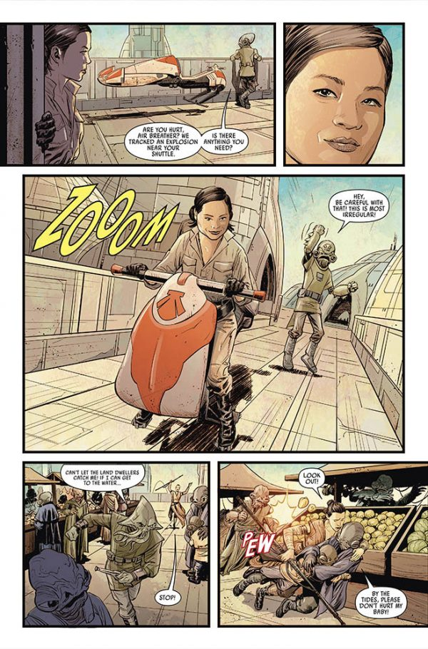 Comic Book Preview Journey To Star Wars The Rise Of Skywalker Allegiance 4