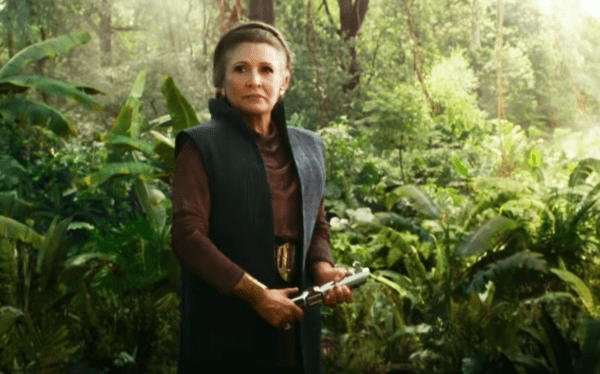 J J Abrams Says The Most Important Thing For Star Wars The Rise Of Skywalker Is Making A Film Carrie Fisher Would Be Proud Of