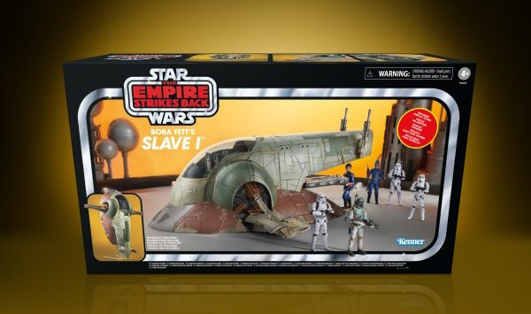 Star Wars: The Black Series and The Vintage Collection mark the 40th anniversary of The Empire Strikes Back
