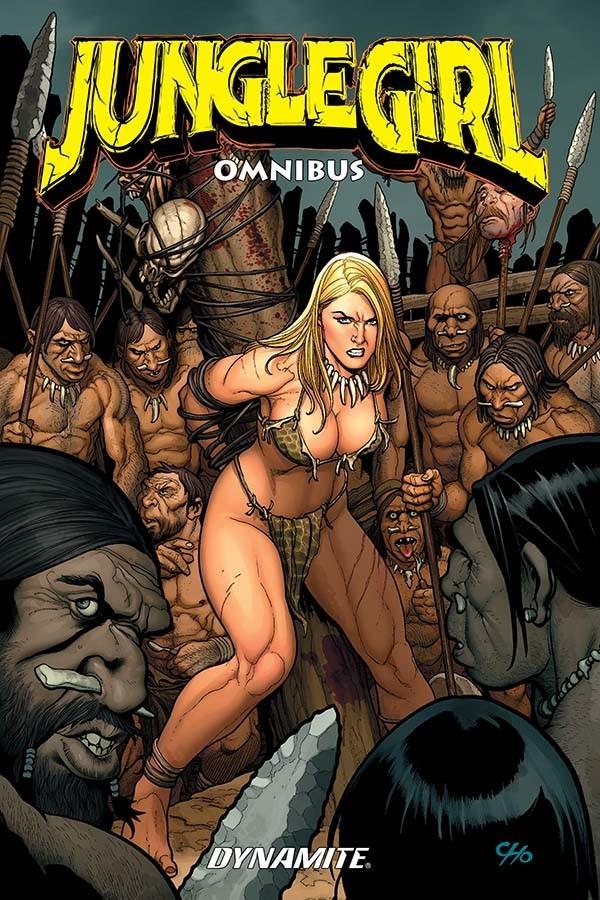 Frank-Cho's-Jungle-Girl-Complete-Omnibus-1