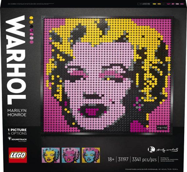 LEGO-Art-Andy-Warhol's-Marilyn-Monroe-31197-600x553