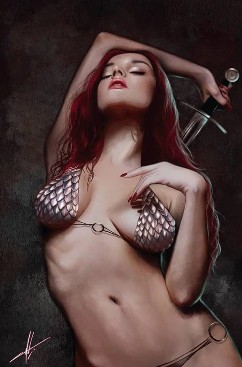 Red Sonja is Invincible!